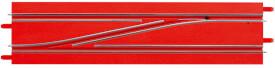 CARRERA DIGITAL 143 - Weiche links
