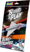 REVELL Build & Play Eurofighter Typhoon 1:100