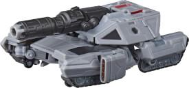 Hasbro E70975X0 Transformers Spielzeuge Cyberverse Deluxe-Klasse Megatron Action-Figur, Fusion Mega Shot Action Attacke