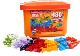 Mattel GJD23 Mega Construx Box für Kreative (480 Teile)
