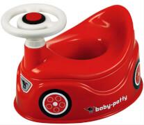 Big Töpfchen ''Baby-Potty'', Kunststoff, ca. 43x31x28 cm, rot, ab 12 Monate
