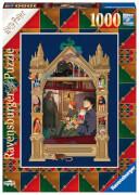 Ravensburger 16515 Puzzle Harry Potter Weg nach Hogw.1000 Teile