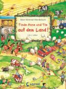 Loewe - Finde Anne und Tim auf dem Land! /Finde Anna und Tim in der Stadt!
