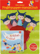 Mein liebster Fingerpuppen-Handschuh: Kribbel-Krabbel, Pappbilderbuch, 14 Seiten, ab 6 Monaten