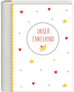 Die Spiegelburg - BabyGlück Kleines Foto-Einsteckalbum - Unser Enkelkind, 32 Seiten