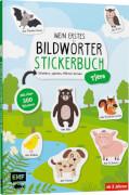 Mein erstes Bildwörter-Stickerbuch # Tiere