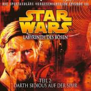 CD Star Wars Labyrinth des Bösen, Teil 2