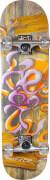 New Sports Skateboard Octopus, Länge 78,7 cm, ABEC 7, ab 8 Jahren