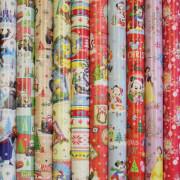Geschenkröllchen Disney Weihnachten 2 m x 70 cm, 60 g