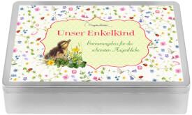 Aufbewahrungsbox - Unser Enkelkind (Marjolein Bastin)